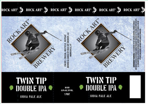 Rock Art Brewery Twin Tip