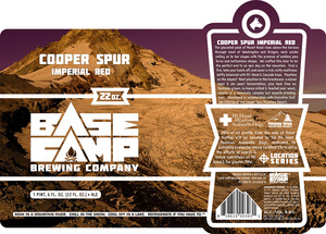 Cooper Spur Imperial Red