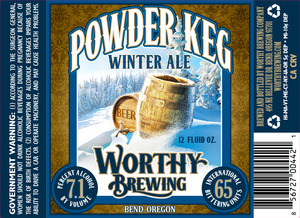 Powder Keg Winter Ale