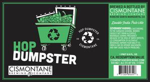 Hop Dumpster
