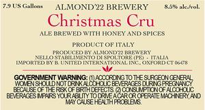 Almond'22 Brewery Christmas Cru