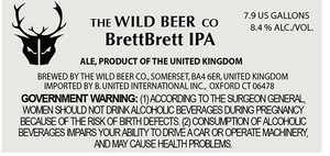 The Wild Beer Co Brettbrett IPA