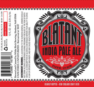 Blatant India Pale Ale