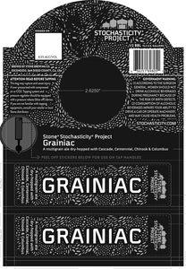 Stone Stochasticity Project Graniac