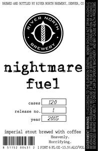 River North Brewery Nightmare Fuel