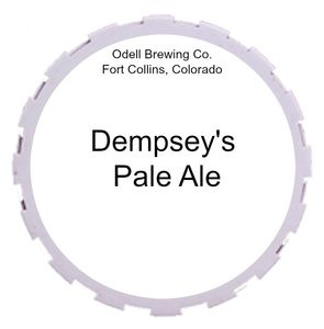 Odell Brewing Co Dempsey's