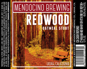 Mendocino Brewing Redwood Oatmeal Stout
