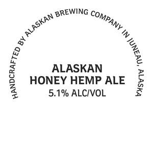 Alaskan Honey Hemp