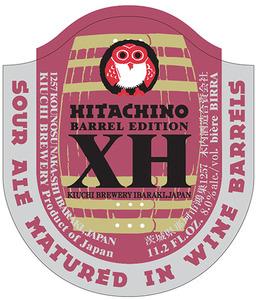 Hitachino Xh Barrel Edition