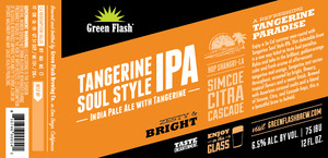 Green Flash Brewing Company Tangerine Soul Style