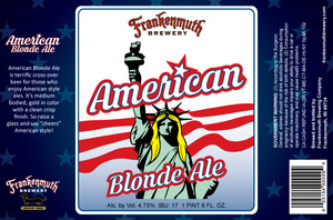 Frankenmuth American Blonde