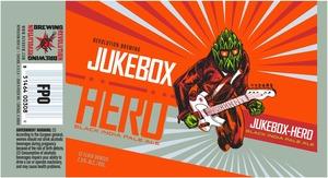 Revolution Brewing Jukebox - Hero