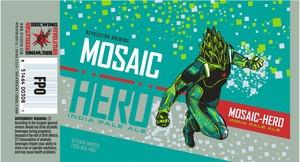 Revolution Brewing Mosaic - Hero