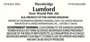 Thornbridge Lumford
