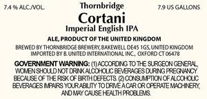 Thornbridge Cortani