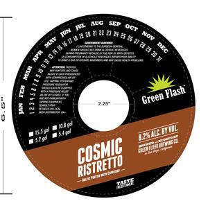 Green Flash Brewing Company Cosmic Ristretto