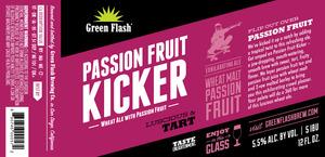 Green Flash Brewing Company Passion Fruit Kicker