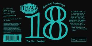 Ithaca Beer Company Anniversary Eighteen