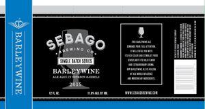 Sebago Brewing Company Barleywine