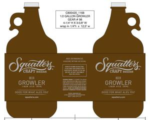 Squatters Growler