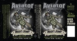 Aviator Brewing Company Nightjump