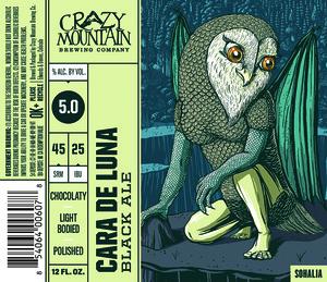 Crazy Mountain Brewing Company Cara De Luna