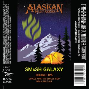 Alaskan Smash Galaxy