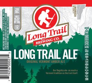 Long Trail Brewing Company Long Trail Ale