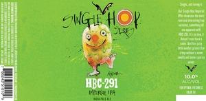 Flying Dog Single Hop Hbc 291 IPA