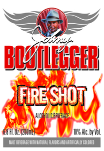 Johny Bootlegger Fire Shot