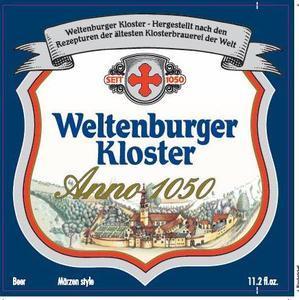 Weltenburger Kloster Anno 1050
