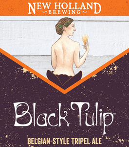 New Holland Brewing Company Black Tulip