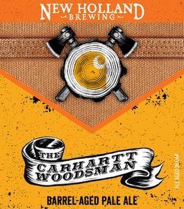 New Holland Brewing Company The Carhartt Woodsman