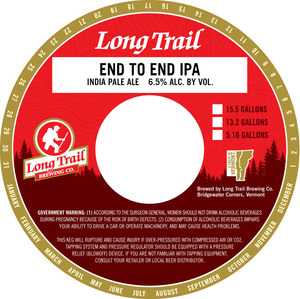 Long Trail Brewing Company End To End