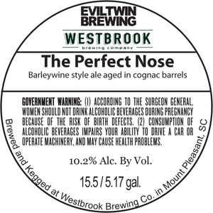Evil Twin Brewing The Perfect Nose