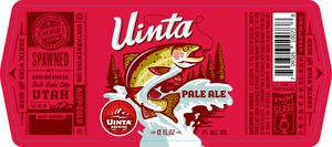 Uinta Brewing Company Uinta Pale Ale