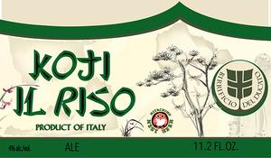 Birrificio Del Ducato Koji Il Riso