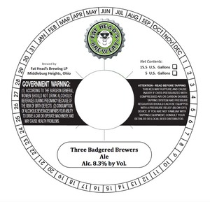 Three Badgered Brewers