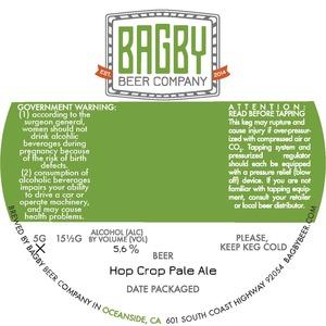 Hop Crop Pale Ale