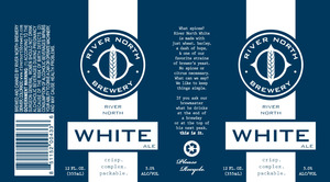 River North Brewery River North White