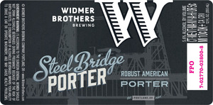 Widmer Brothers Brewing Company Steel Bridge Porter