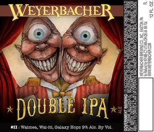 Weyerbacher Double IPA Ii