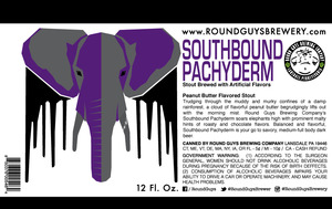 Round Guys Brewing Company Southbound Pachyderm