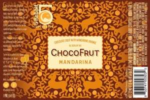 5 Rabbit Chocofrut Mandarina