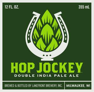 Lakefront Brewery Hop Jockey Double IPA