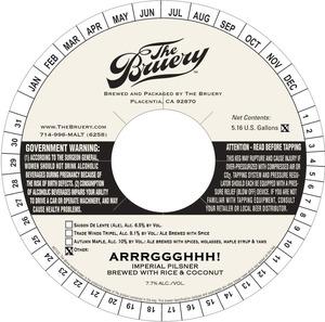 The Bruery Arrrggghhh!