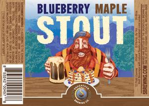 Saugatuck Brewing Company Blueberry Maple