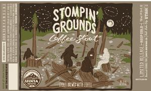 Uinta Brewing Company Stompin Grounds