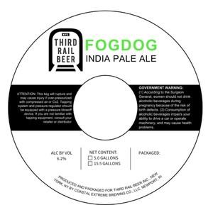 Third Rail Beer Fogdog