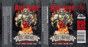 Aviator Brewing Company Devils Nightmare